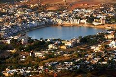 Pushkar Holy City Royalty Free Stock Images