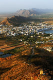 Pushkar Holy City Royalty Free Stock Images