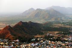 Pushkar Holy City Stock Photos