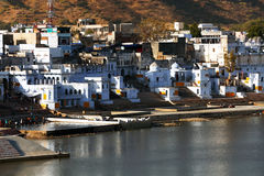 Pushkar Holy City Royalty Free Stock Image