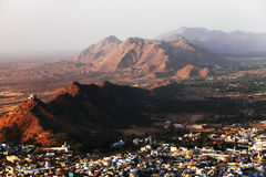 Pushkar Holy City Royalty Free Stock Photo