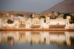 Pushkar Inde Image libre de droits