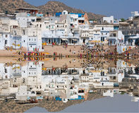 Pushkar,  India. Stock Image