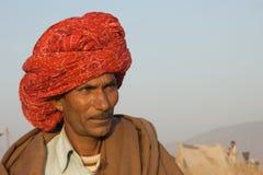 Pushkar, India - November 2011 Royalty-vrije Stock Afbeeldingen