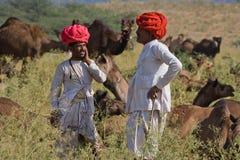 Pushkar, India. Royalty Free Stock Photography