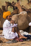 Pushkar, India. Stock Photo