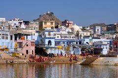 Pushkar, India. Royalty Free Stock Images