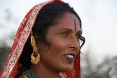 Pushkar, India - novembro 2011 Imagens de Stock