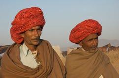 Pushkar, India - novembro 2011 Imagem de Stock