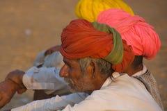Pushkar, India - novembro 2011 Fotos de Stock