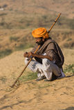 Pushkar-Kamel Mela (Pushkar-Kamel angemessen) Stockfotos
