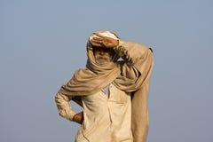 Pushkar-Kamel Mela (Pushkar-Kamel angemessen) Rajasthan, Indien Lizenzfreies Stockfoto