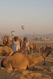 Pushkar, la India - noviembre de 2011 Fotos de archivo