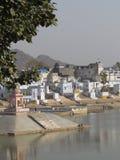 Pushkar Rajasthan Royalty-vrije Stock Fotografie