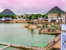 Pushkar, Rajasthan, India Stock Photo