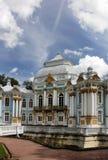 Pushkin. Hermitage Pavilion Stock Photo