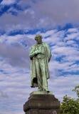 Pushkin monument Stock Photography