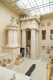 Pushkin Museum of Fine Arts in Moscow Royalty Free Stock Photo