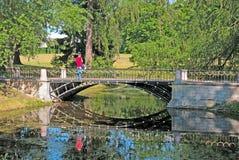 pushkin selo tsarskoye θόλος Isaac Πετρούπολη Ρωσία s Άγιος ST καθεδρικών ναών πάρκο της Catherine γεφυρών Στοκ φωτογραφία με δικαίωμα ελεύθερης χρήσης