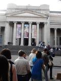 Pushkin stanu muzeum moscow 2014 Fotografia Stock