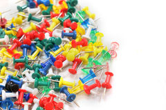 Pushpin. Stock Photography