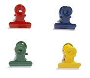 Pushpins 1 novo Imagem de Stock Royalty Free