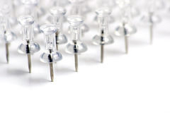 Pushpins Royalty Free Stock Photo