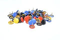 Pushpins Royalty Free Stock Image