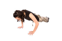 Pushup Photographie stock