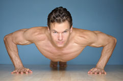 Pushup Royalty Free Stock Photography
