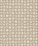 pussel vektor illustrationer
