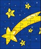 pussel 2 vektor illustrationer