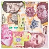 pussel för pengar för hand för begreppseuro finansiellt Royaltyfria Bilder