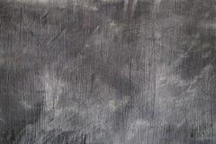 Pusta abstrakt kreda nacierał out na blackboard tle fotografia royalty free