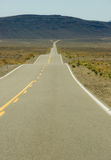 pusta autostrada Fotografia Stock