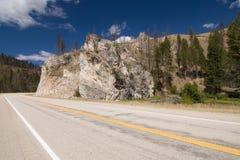 pusta autostrada Zdjęcie Royalty Free