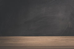 Pusta Blackboard tekstura / Pusta Blackboard tekstura Obrazy Stock