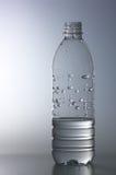 pusta butelki połówka Zdjęcia Stock