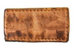 pusta cajgowa skóra Fotografia Stock