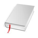 Pusta ciężka książkowa pokrywa Obraz Stock
