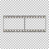 Pusta ekranowej ramy zapasu ilustracja Wizerunek rama filmu wektor Fotografia Stock