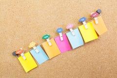 Pusta kolorowa poczta ja Fotografia Stock