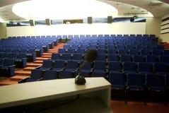 pusta komora konferencji Zdjęcie Royalty Free