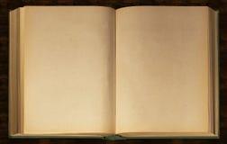 pusta książka Zdjęcie Royalty Free