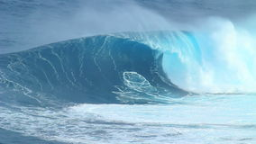 Pusta ocean fala zdjęcie wideo