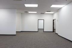 Pusta powierzchnia biurowa Zdjęcia Stock