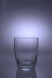 pusta szklanka Obrazy Royalty Free