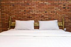 puste łóżka Obrazy Stock