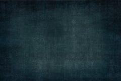 Puste miejsce kreda nacierająca out na blackboard fotografia stock