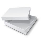 puste pudełko papieru Obraz Stock